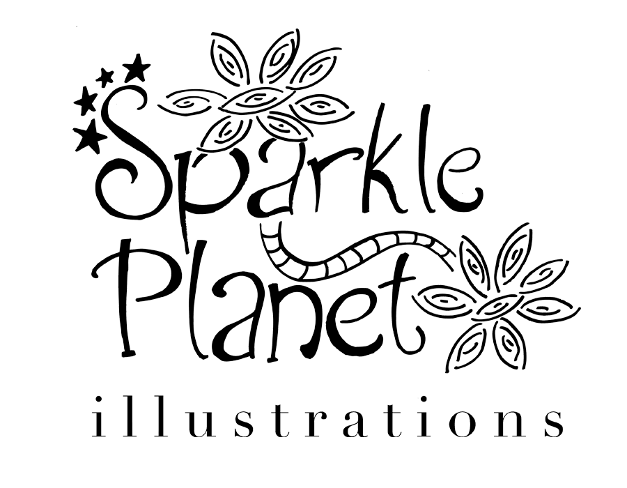 Sparkle Planet Illustrations